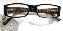 "Foster Grant 5th and Madison ""Sue Ellen"" Women's Reading Glasses +2.50 - $19.99"