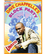 Dave Chappelle's Block Party (DVD, 2006, Unrate... - $10.00