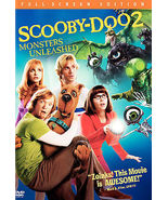 Scooby Doo 2: Monsters Unleashed (DVD, 2004) - $7.00