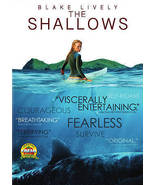 The Shallows (DVD, 2016) - $16.95