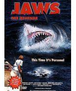 Jaws- The Revenge (DVD, 1999) - $9.00