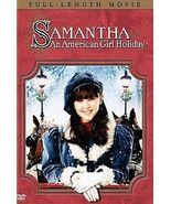 Samantha: An American Girl Holiday (DVD, 2004) - $7.00