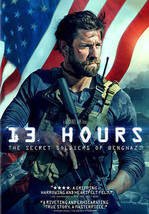 13 Hours: The Secret Soldiers of Benghazi (DVD, 2016) - $12.00
