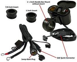 EKLIPES EK1110B Black Cobra Ultimate Motorcycle... - $32.13