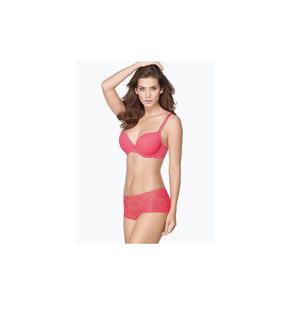 7a51f4135c Wacoal Perfectionist Contour Bra 853204 - 649 Bright Pink