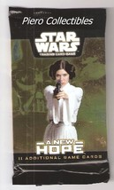 Star Wars TCG Cards New Hope - Sealed Pack - $1.00