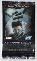 X-Men 2 Movie Cards - Sealed Pack - Topps - $1.00