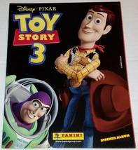 Toy Story 3 Empty Album Panini Disney - $4.00