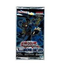 Yu-Gi-Oh! L'Illusione Oscura Cards Booster Pack Konami - $3.00