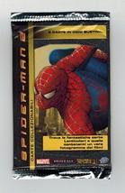 Spider-Man 2 Movie Cards Sealed Pack Marvel Upper Deck - $1.00