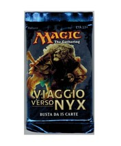 Magic The Gathering Viaggio verso NYX Cards Booster Pack Wizards - $4.00