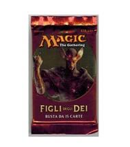 Magic The Gathering Figli degli Dei Cards Booster Pack Wizards - $4.00