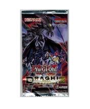 Yu-Gi-Oh! Draghi della Leggenda 2 Cards Booster Pack Konami - $3.00