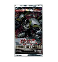 Yu-Gi-Oh! Ordine del Chaos Cards Booster Pack Konami - $3.00