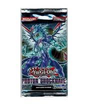 Yu-Gi-Oh! Photon Shockwave Cards Booster Pack Konami - $3.00