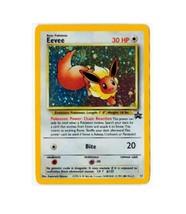 Pokemon TCG Black Star Promo Card 11 Eevee Holo Rare - $4.00