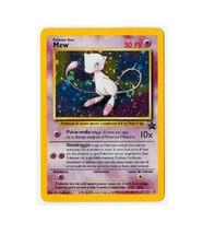 Pokemon TCG Black Star Promo Card 9 Mew Holo Rare Italian - $6.00