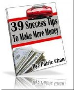 39 Success Tips - ebook - $0.69