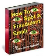 How To Spot A Fraudulent Email - ebook - $0.69