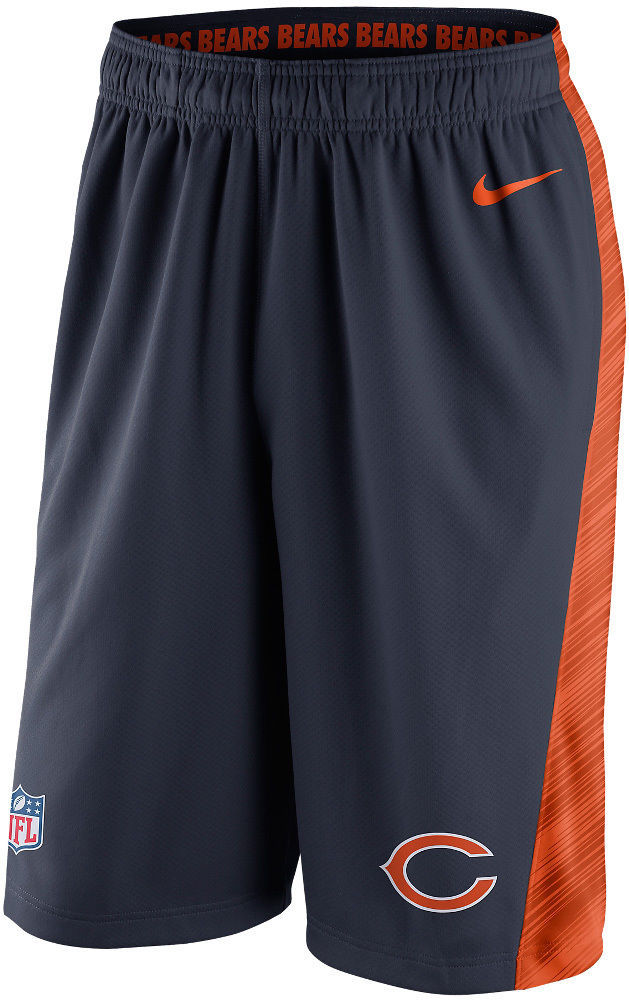 bbb8f97847ee S l1600. S l1600. Previous. Nike Chicago Bears Men s Speed Fly XL 2.0 Dri-FIT  Training Shorts w Pockets · Nike Chicago Bears ...