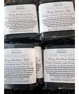 """Organic Activated Charcoal """"Dirt Magnet"""" Soap Bar Peppermint Tea Tree - $3.00"""