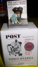 American Norman Rockwell Marbles Champion  Figurine - $72.57