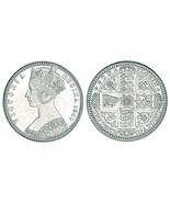 1847 Queen Victoria Gothic Crown  Great Britain Coin Replica  - ₹632.91 INR