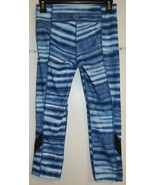 Ladies Sz XS Multi-Color Under Armour Workout Fitness Yoga Exercise Tigh... - $8.99