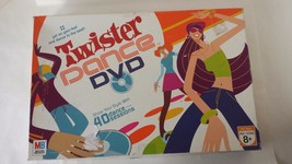 Twister Dance DVD- 40 Dance Sessions Board Game - $15.35