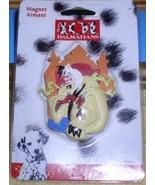Disney 101 Dalmatians Villain Cruella De Vil  Magnet Aimant MOC - $18.29