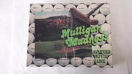 Mulligan Madness Golfers Trivia Game Golf - $15.35