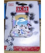 Disney 101 Dalmatians puppy with blue collar with dogs Magnet Aimant MOC - $18.29