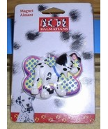 Disney 101 Dalmatians puppy dog Whizzer with Black Paw Magnet Aimant MOC - $18.29