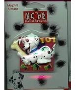 Disney 101 Dalmatians puppy with dog bone Magnet Aimant MOC - $18.29