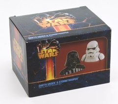 Star Wars Salt Pepper Shakers Vandor h425 l600 w475 w54 54017 Manual Unk... - €23,28 EUR