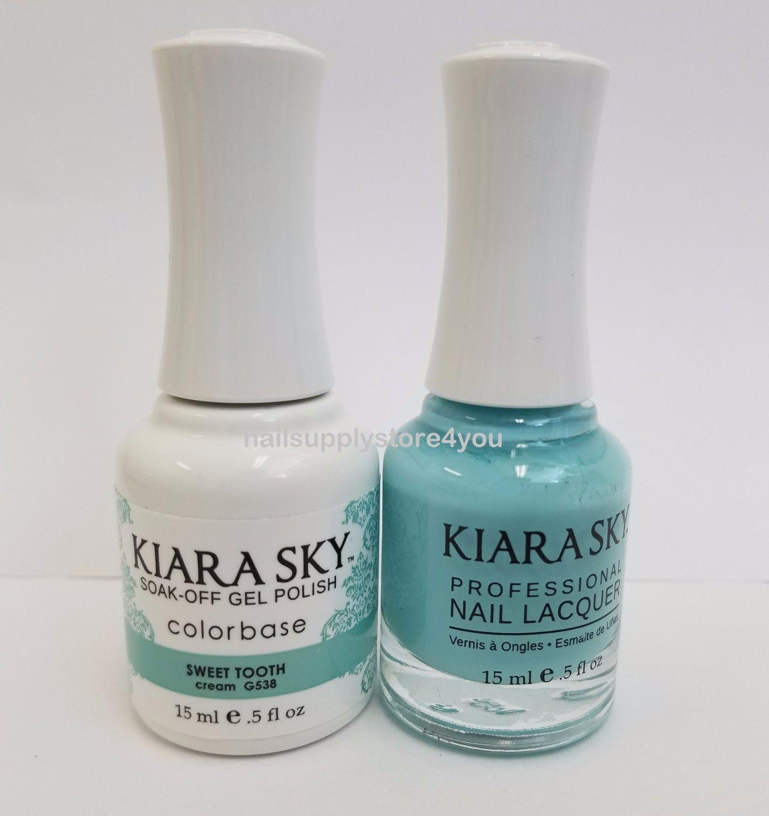 Kiara Sky - Gel Polish+ Matching Nail and similar items