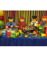 Legos Birthday Wood  3 feet Standees - One Character  - $49.99