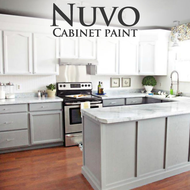 Nuvo Cabinet Paint Kits, used for sale  USA