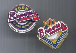Disney Baseball Braves WDW 2000 set pin/pins - $26.80