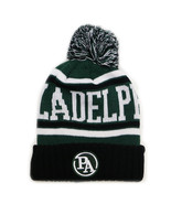 Philadelphia Green Patch Men's City Hunter Winter Knit Beanie Toboggan H... - $11.95