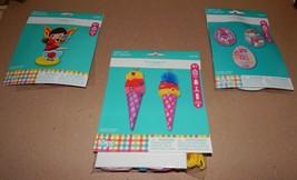 Easter Kids Craft Kits Celebrate It 3pks 180pc Total Makes 9 Items Eggs ... - €6,36 EUR