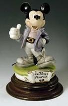 Disney Capodimonte Laurenz MICKEY MOUSE 1988 - $270.00