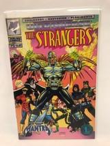 Ultraverse The Strangers Comic #13 Malibu Mantr... - $2.49