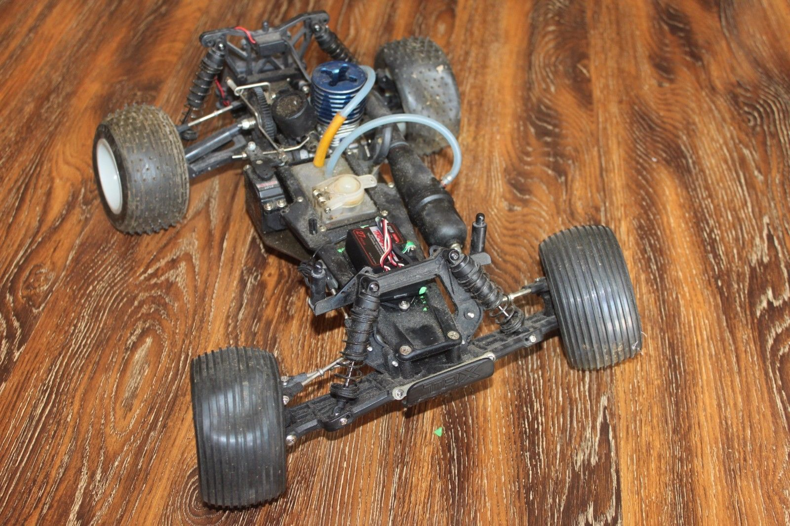 traxxas trx pro 15 rc car for parts / bits / and 18 similar