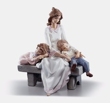 Lladro  Mother with Children 01006765  AN AFTER... - $549.85