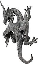Design Toscano Horned Dragon Of Devonshire Wall... - $56.73