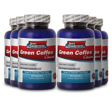 Pure Green Coffee 800 - Green Coffee Cleanse 400mg - Fat Burner Booster ... - $59.35