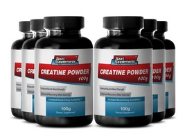 Fast-Release Creatine - Creatine Powder 100g - Increased Recovery Times 6B - $54.40