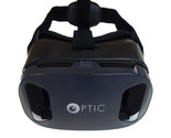 OPTIC 3D Virtual Reality Headset VR Goggles 3D VR Box for 3D Movies and Games