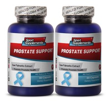 Prostate Support 1600mg - Increase Bladder Muscle - Prostate Plus 2B - $24.70